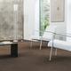 Groove carpet tile, brown (770)