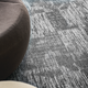 Brooklyn carpet tile, gray (985)