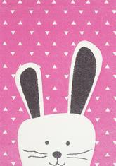 Килим Pastel Kids, розов (52RVR)